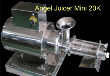Angel juicer commercial juicer model AG 20K mini 110-120 Voltage is the newest of the Angel juicer models with all minor and major improvements. ...